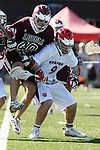 Casey Clark (LMU #40) AND Mike Clayton (Chapman #9)