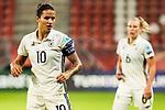 26.07.2017, Stadion Galgenwaard, Utrecht, NLD, Tilburg, UEFA Women's Euro 2017, Russland (RUS) vs Deutschland (GER), <br /> <br /> im Bild | picture shows<br /> Dzsenifer Marozsan (Deutschland #10) | (Germany #10) mit Kristin Demann (Deutschland #6) | (Germany #6), <br /> <br /> Foto © nordphoto / Rauch
