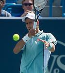 Novak Djokovic (SRB) Beats Juan Monaco (ARG) 7-5, 6-2
