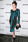 attends the annual Whitney Art Party hosted by the Whitney Contemporaries, and sponsored by Max Mara, at Skylight at Moynihan Station on May 1, 2013.