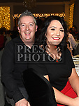 Ray and Edel McKenna at the McBride Pitch and Putt club 30th anniversary celebrations in the Westcourt hotel. Photo:Colin Bell/pressphotos.ie