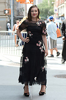 www.acepixs.com<br /> July 12, 2017 New York City<br /> <br /> Florence Pugh at AOL Build Series on July 12, 2017 in New York City.<br /> <br /> Credit: Kristin Callahan/ACE Pictures<br /> <br /> <br /> Tel: 646 769 0430<br /> e-mail: info@acepixs.com
