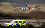 110208 Plane crash Porthcawl
