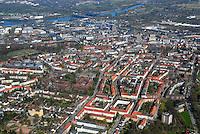 Harburg: EUROPA, DEUTSCHLAND, HAMBURG, (EUROPE, GERMANY), 14.04.2007: Hamburg Harburg, Stadtbild, Uebersicht, Blick von Suedwest noch Nordost, Uni, Elbe, Ansicht, Luftbild, Luftansicht, Luftaufnahme, .c o p y r i g h t : A U F W I N D - L U F T B I L D E R . de.G e r t r u d - B a e u m e r - S t i e g 1 0 2, .2 1 0 3 5 H a m b u r g , G e r m a n y.P h o n e + 4 9 (0) 1 7 1 - 6 8 6 6 0 6 9 .E m a i l H w e i 1 @ a o l . c o m.w w w . a u f w i n d - l u f t b i l d e r . d e.K o n t o : P o s t b a n k H a m b u r g .B l z : 2 0 0 1 0 0 2 0 .K o n t o : 5 8 3 6 5 7 2 0 9.C o p y r i g h t n u r f u e r j o u r n a l i s t i s c h Z w e c k e, keine P e r s o e n l i c h ke i t s r e c h t e v o r h a n d e n, V e r o e f f e n t l i c h u n g  n u r  m i t  H o n o r a r  n a c h M F M, N a m e n s n e n n u n g  u n d B e l e g e x e m p l a r !.