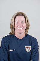 .USA Women head shots. Amanda Cromwell, Asst. Coach..USA Women head shots.