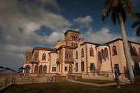 Home to John and Mable Ringling, the 36,000-square foo Ca D'Zan Mansion, Sarasota, Florida. Photo by Debi Pittman Wilkey