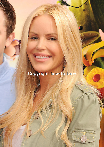 WESTWOOD, CA- SEPTEMBER 21: Actress/model Gena Lee Nolin arrives at the Los Angeles premiere of 'Cloudy With A Chance Of Meatballs 2' at the Regency Village Theatre on September 21, 2013 in Westwood, California.(Gena Lee Nolin)<br /> Credit: Mayer/face to face<br /> - No Rights for USA, Canada and France -