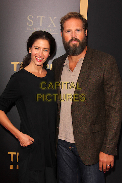LOS ANGELES, CA - JULY 30: Mercedes Masohn, David Denman attends the premiere of 'The Gift' at Regal Cinemas L.A. Live on July 30, 2015 in Los Angeles, California. <br /> CAP/MPI/DC/DE<br /> &copy;DE/DC/MPI/Capital Pictures