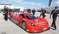 2012 Roar Before the 24 Grand-Am test