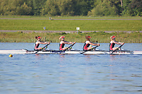 Race: 6  Event: WJ16 4x  Time Trial<br /> <br /> Junior Sculling Regatta 2018<br /> <br /> To purchase this photo, or to see pricing information for Prints and Downloads, click the blue 'Add to Cart' button at the top-right of the page.