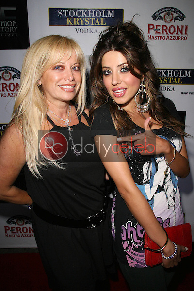 Gloria Kisel and Leyla Milani<br />