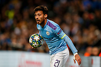 David Silva of Manchester City during the UEFA Champions League Group C match between Manchester City and Dinamo Zagreb at the Etihad Stadium on October 1st 2019 in Manchester, England. (Photo by Daniel Chesterton/phcimages.com)<br /> Foto PHC/Insidefoto <br /> ITALY ONLY
