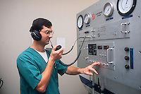 Camera iperbarica. Hyperbaric chamber...