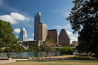 Lady Bird Lake - Lake Austin, Texas Stock Photo Images Gallery