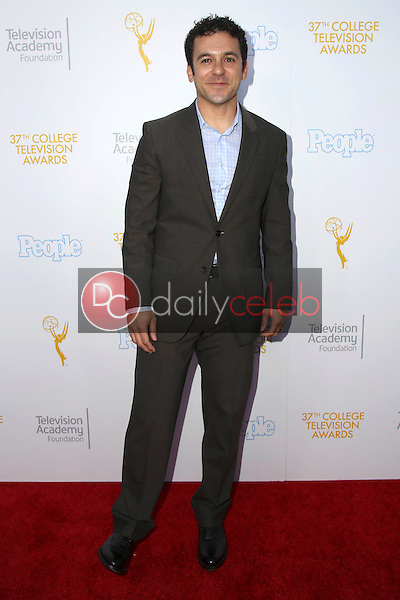 Fred Savage<br /> at the 37th College Television Awards, Skirball Cultural Center, Los Angeles, CA 05-25-16<br /> David Edwards/Dailyceleb.com 818-249-4998