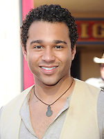 Corbin Bleu at The Disney World Premiere of The Lone Ranger held at at Disney California Adventure in Anaheim, California on June 22,2021                                                                   Copyright 2013 DVSIL / iPhotoLive.com