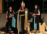 Harlem Shakespeare Festival's Antony & Cleopatra starring Debra Ann Byrd and Christopher Sutton 8/29