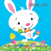 Sarah, EASTER, OSTERN, PASCUA, paintings+++++EstBunny-15-A,USSB141,#E#