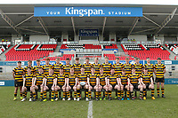 Wednesday 7th March 2018 | RBAI vs Royal School Armagh <br /> <br /> RBAI team for the Ulster Schools Cup Semi-Final between RBAI and Royal School Armagh at Kingspan Stadium, Ravenhill Park, Belfast, Northern Ireland. Photo by John Dickson / DICKSONDIGITAL