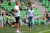 GRONINGEN - Voetbal, FC Groningen - Werder Bremen, voorbereiding seizoen 2018-2019, 29-07-2018, FC Groningen trainer Danny Buijs
