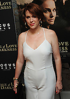 """NEW YORK, NY - August 15 : Molly Ringwald attends the New York screening for """" A )Tale of Love and Darkness"""" on august 15, 2016 at the Crosby Hotel in New York City.  Photo Credit:John Palmer/ MediaPunch"""