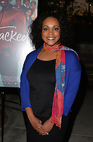 LOS ANGELES, CA- FEB. 08: Dara Harper at the 2018 Pan African Film & Arts Festival at the Cinemark Baldwin Hills 15 in Los Angeles, California on Feburary 8, 2018 Credit: Koi Sojer/ Snap'N U Photos / Media Punch