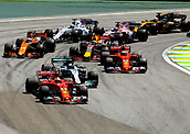 2017 F1 Grand Prix of Brazil Race Day Nov 12th
