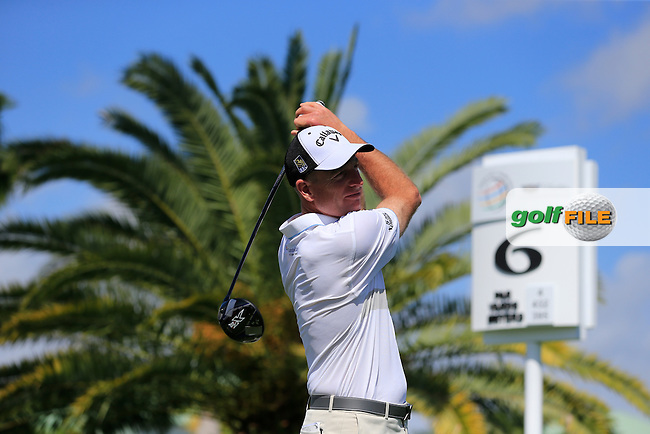 Jim Furyk (USA) during the 1st round at the WGC Cadillac Championship, Blue Monster, Trump National Doral, Doral, Florida, USA<br /> Picture: Fran Caffrey / Golffile