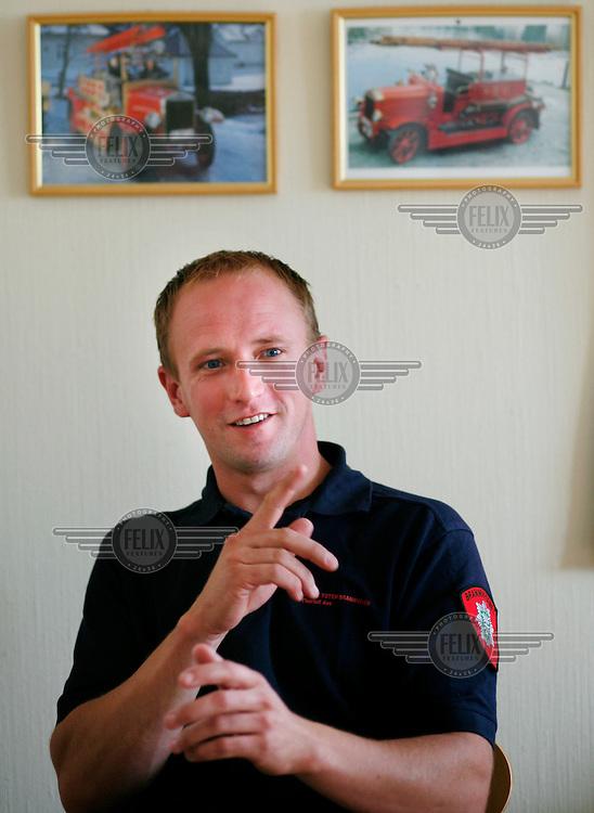 Thorleif Aas..© Fredrik Naumann/Felix Features