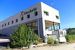 VerAvic poultry processing factory, Cuacos de Yuste, La Vera, Extremadura, Spain