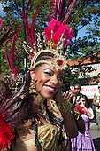 Paraiso School of Samba at Notting Hill Carnival 2010, Photo: Bettina Strenske