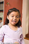 Education preschoool children ages 3-5 portrait of talking girl closeup