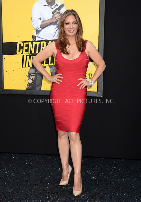 WWW.ACEPIXS.COM<br /> <br /> June 10 2016, LA<br /> <br /> Alex Meneses attends the premiere of Warner Bros. Pictures' 'Central Intelligence' at Westwood Village Theatre on June 10, 2016 in Westwood, California.<br /> <br /> <br /> By Line: Solar/ACE Pictures<br /> <br /> <br /> ACE Pictures, Inc.<br /> tel: 646 769 0430<br /> Email: info@acepixs.com<br /> www.acepixs.com