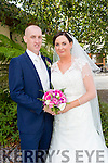 Maria Shanahan and James Counihan were married at St. Brendans Church Curraheen by Fr. Michael Moynihan on Saturday 3rd 2016 with a reception at Ballygarry House hotel
