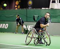 14-02-13, Tennis, Rotterdam, ABNAMROWTT,Michael Jeremaisz