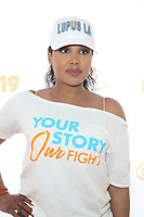 27 July 2019 - Hollywood, California - Toni Braxton. Michael B. Jordan And Lupus LA Present 3rd Annual MBJAM19 held at Dave & Busters. Photo Credit: FSadou/AdMedia