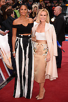 "Alesha Dixon and Amnda Holden<br /> arrives to film for ""Britain's Got Talent"" 2017 at the Palladium, London.<br /> <br /> <br /> ©Ash Knotek  D3222  29/01/2017"
