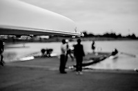 20090619/20/21 GB Rowing, FISA WC Munich, GERMANY<br /> <br /> <br /> Nottingham. United Kingdom. <br /> <br /> Boat manufacturers sign on the bow. GB Masters Championships, National Water Centre, Holme Pierrepont<br /> <br /> Saturday   10/06/2017<br /> <br /> <br /> [Mandatory Credit Peter SPURRIER/Intersport Images]