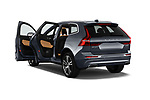 Car images close up view of a 2018 Volvo XC60 Inscription 5 Door SUV doors