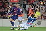 Deulofeu in action ,9th September 2017, Camp Nou, Barcelona, Spain; La Liga football, Barcelona versus Espanyol;