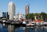 Het Haven Museum in Rotterdam