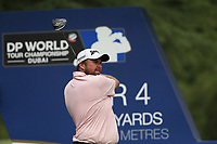 during the 3rd round of the DP World Tour Championship, Jumeirah Golf Estates, Dubai, United Arab Emirates. 17/11/2018<br /> Picture: Golffile | Fran Caffrey<br /> <br /> <br /> All photo usage must carry mandatory copyright credit (© Golffile | Fran Caffrey)