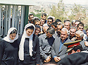 Iraq 2005 <br /> Funeral of Shazad Shahib in Suleimania with Mullazem Omar Abdallah, Mala Bakhtyiar  <br /> Irak 2005 <br /> Enterrement de Shazad Shahib a Suleimania avec Mullazem Omar Abdallah, Mala Bakhtyar
