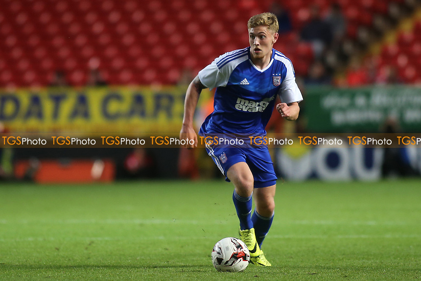 Teddy Bishop of Ipswich Town during Charlton Athletic vs Ipswich Town, Friendly Match Football at The Valley on 26th July 2016