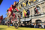 Tony Martin (GER) Team Katusha on stage at sign on before the 101st edition of the Tour of Flanders 2017 running 261km from Antwerp to Oudenaarde, Flanders, Belgium. 26th March 2017.<br /> Picture: Eoin Clarke | Cyclefile<br /> <br /> <br /> All photos usage must carry mandatory copyright credit (&copy; Cyclefile | Eoin Clarke)