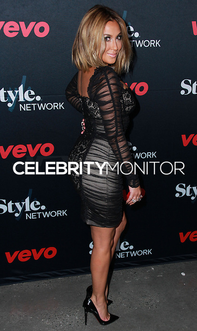 """NEW YORK, NY - SEPTEMBER 05: VEVO and Style Network's """"Styled to Rock"""" Event held at Skylight Modern on September 5, 2013 in New York City. (Photo by Jeffery Duran/Celebrity Monitor)"""