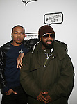 Bow Wow and Super Producer Jermaine Dupri Attend Angela Simmons I Am Presentation Powered Monster at 404 During Mercedes-Benz Fashion Week Fall 2014 NY