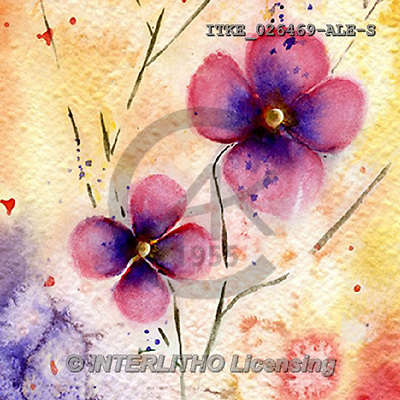 Isabella, FLOWERS, BLUMEN, FLORES, paintings+++++,ITKE026469-ALE-S,#f# ,everyday
