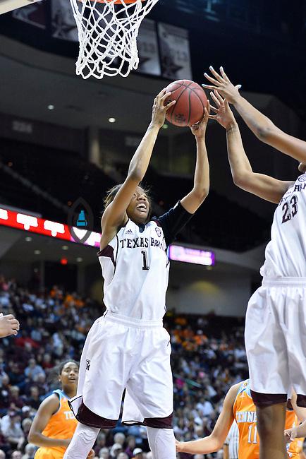 NCAA Basketball 2014: Tennessee vs Texas A&M JAN 26 | tfvmedia