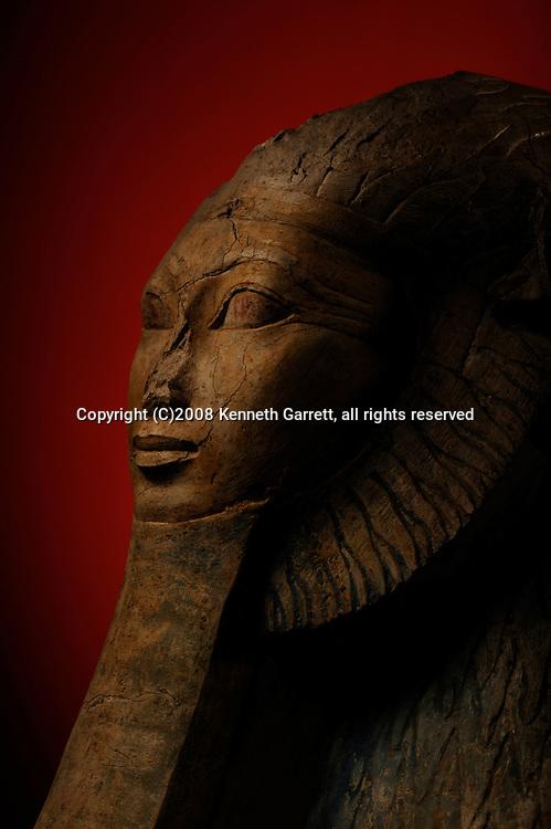 Hatshepsut, MM7715, Hatshepsut as Sphinx Statue, JE 53113, The Egyptian Museum, Cairo
